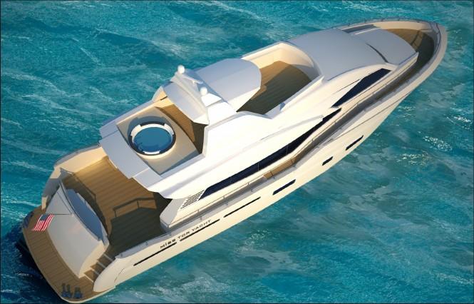 Motor Yacht MISS TOR YACHT 80  by Orucoglu Shipyard