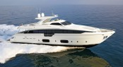 New Ferretti superyacht Ferretti 960 Project