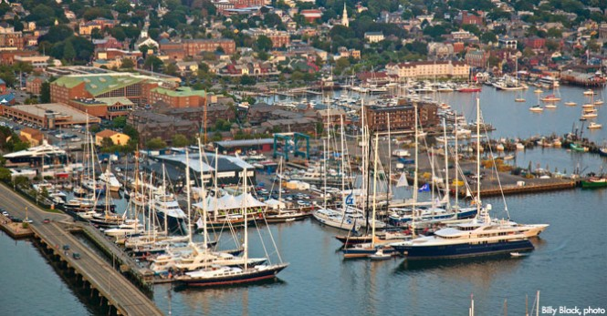 Newport Shipyard - Photo by Billy Black