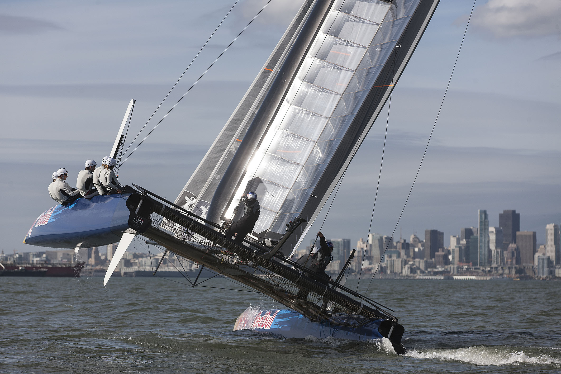 Red Bull Youth America's Cup, September 1-4, 2013 - February