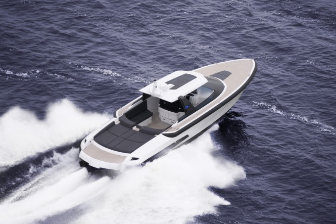 Ribbon 45SC yacht tender