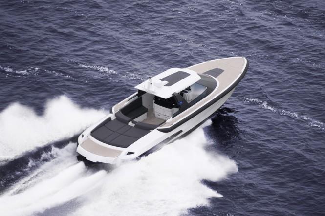 Ribbon 45SC yacht tender
