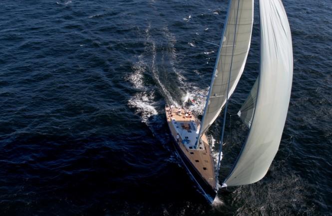 SW 94 superyacht Windfall