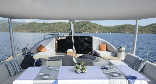 Sailing yacht Music - Exterior