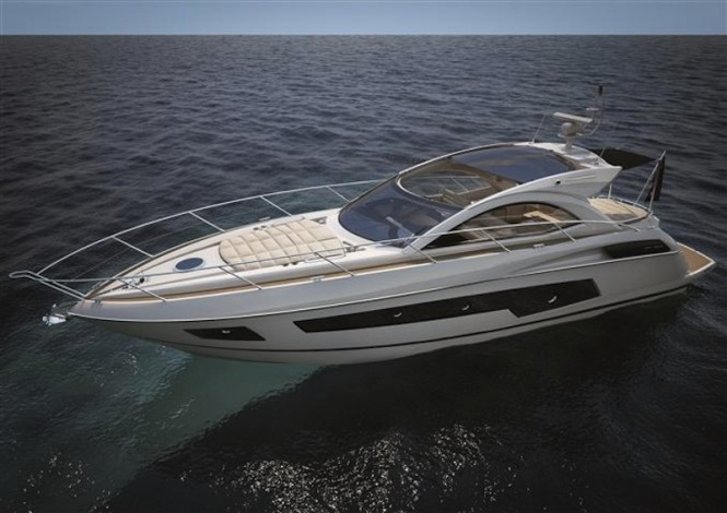 San Remo Yacht by Sunseeker