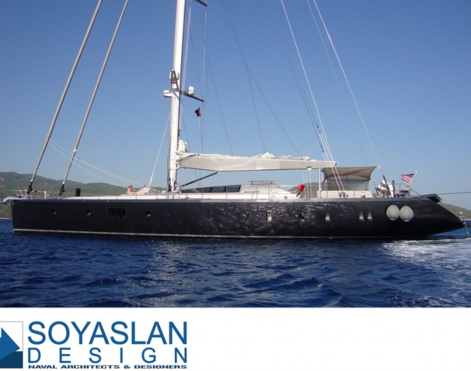 Soyaslan Denizcilik designed 35m superyacht MUSIC by Aydos Yatcilik
