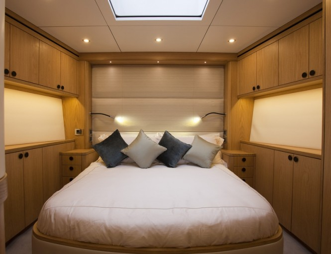Superyacht Leopard 3 - Double Cabin