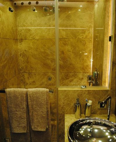 Superyacht Music - Bathroom