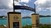 Yacht Haven Marina, St. Thomas - one of the IGY superyacht marinas participating in the IGY Anchor Pass