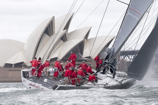 Wild Oats XI superyacht - Photo credit: Andrea Francolini