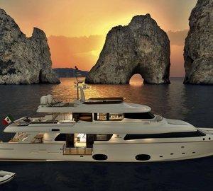 Ferretti Custom Line to launch 12th Navetta 33 Crescendo Yacht soon