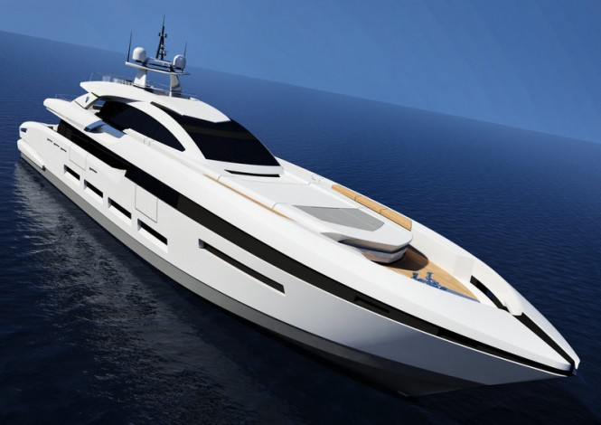 58m Francesco Pazskowski superyacht design for Heesen Yachts