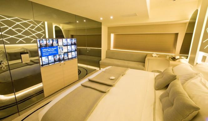 60 Years Yacht - VIP Cabin