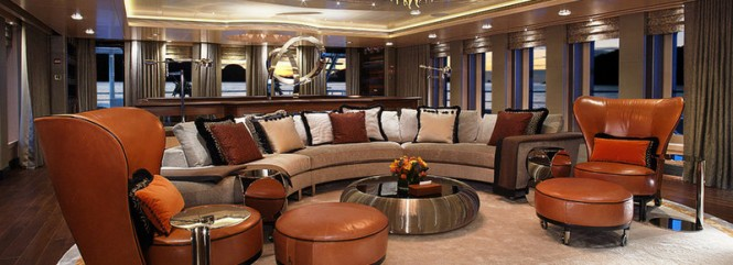 72 m Vicky superyacht - Interior
