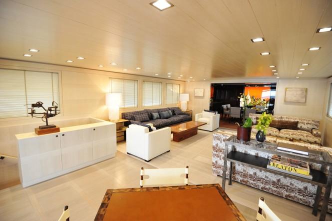 A2 Yacht - Interior