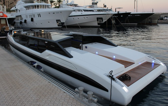 All-new dLimo superyacht tender by Dariel Yachts