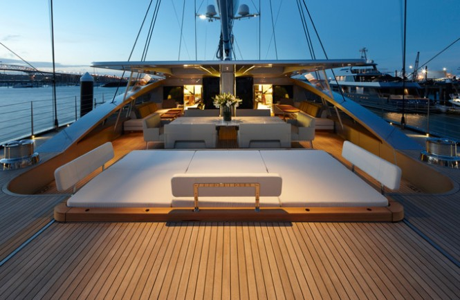 Alloy Yachts Sailing Yacht VERTIGO