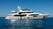 First Benetti Classic Supreme 132 Yacht Petrus II - Photo credit: Thierry Ameller