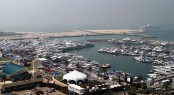 Dubai International Boat Show View