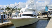 Garlington 78 sportfish motor yacht Jaruco refitted by Rybovich