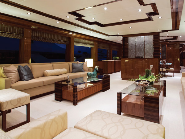 Gigi II superyacht - Interior