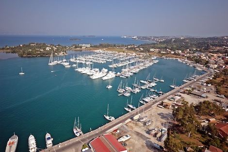 Gouvia Marina
