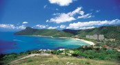 Hamilton Island - a popular Australian yacht charter destination