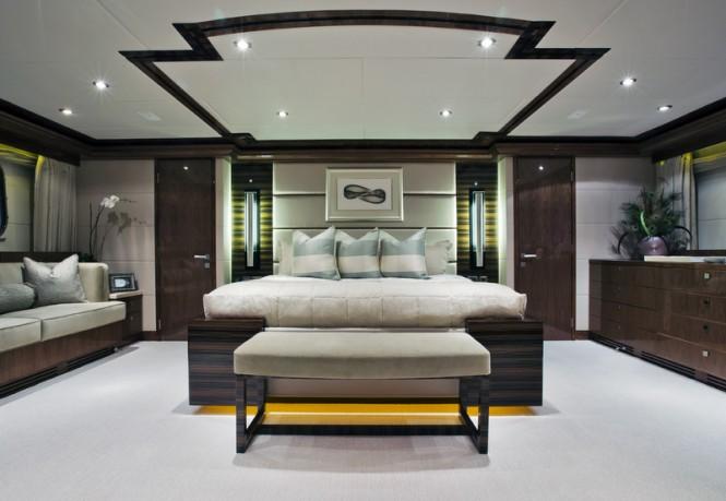Hargrave 125 RPH Yacht Gigi II - Master Cabin