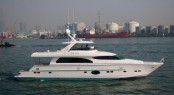 Horizon E series yacht Wild Duck