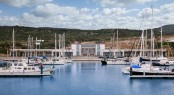 Karpaz Gate Marina - a beautiful superyacht marina situated in North Cyprus