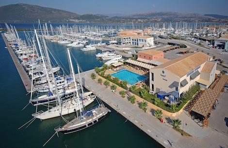Lefkas Marina