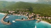 Lustica Bay Marina to be situated in a popular Meditteranean yacht charter destination - Montenegro
