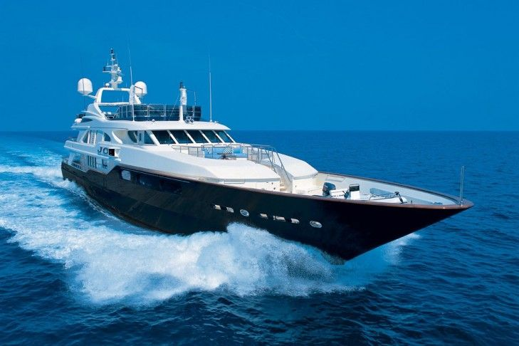 Luxury Motor Yacht Jo Yacht Charter Superyacht News