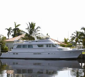 Brunswick authorized to seek a buyer for Hatteras Yachts and CABO