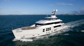 Luxury expedition charter yacht BIG FISH by McMullen and Wing