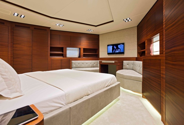 Luxury motor yacht Moni - Interior