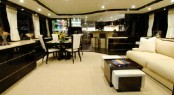 Luxury yacht Tortuga - Interior