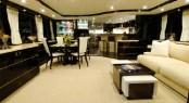 Luxury yacht Tortuga - Interior