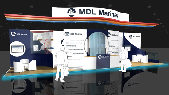 MDL's Tenants at London Boat Show