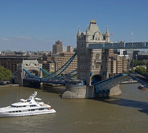 MGMT Yacht focusing on future of London as a Superyacht destination