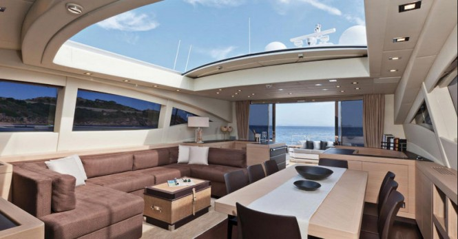 Mangusta 92 Yacht - Interior