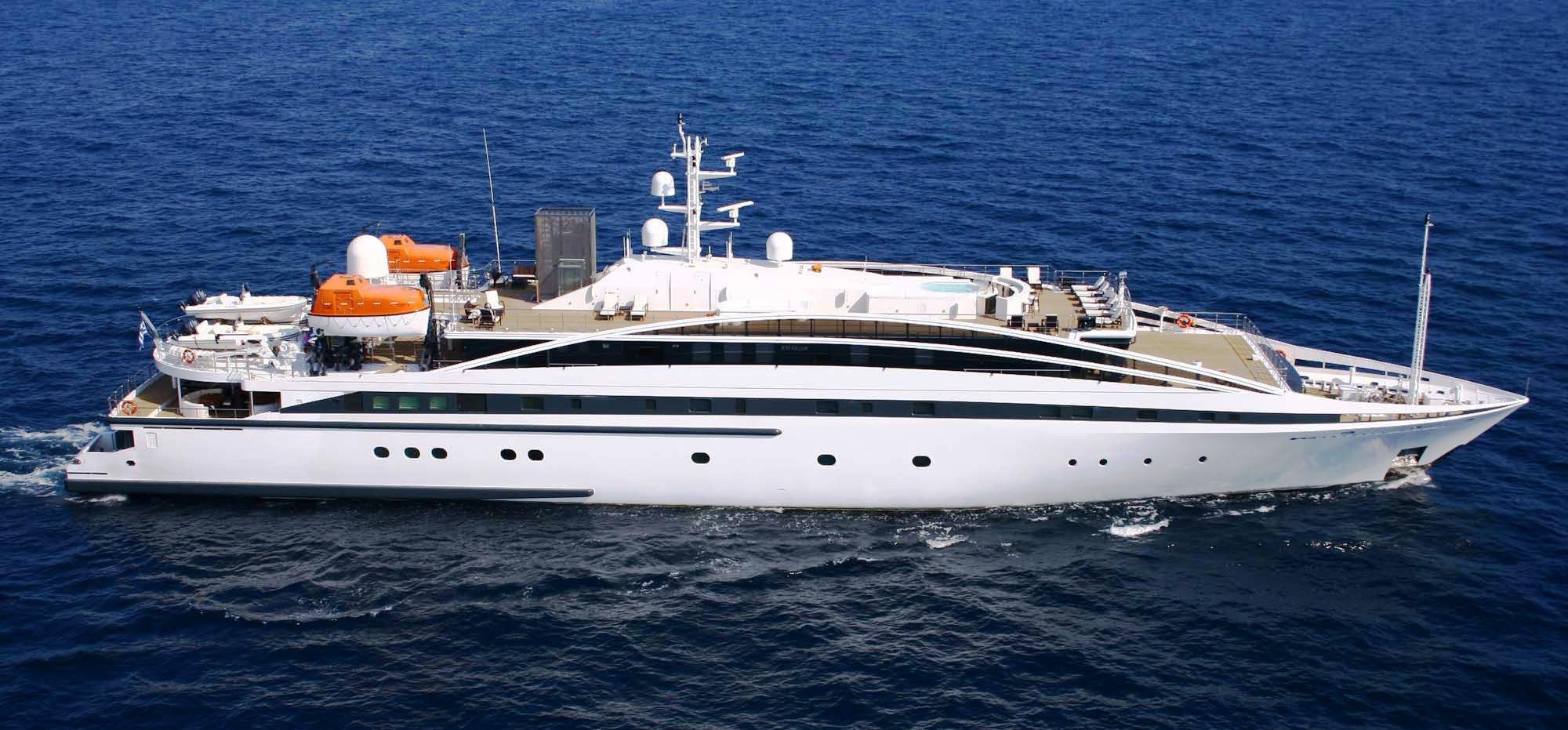 Motor Yacht Rm Elegant Yacht Charter Superyacht News