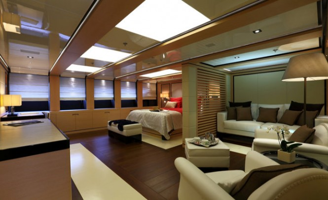 Mulder designed 2 Ladies Yacht - Cabin