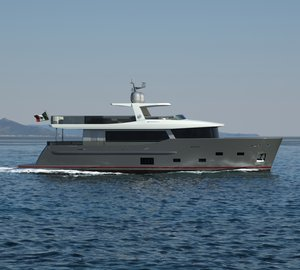 CdM signs contract for a new Explorer Yacht CdM Nauta Air 88'