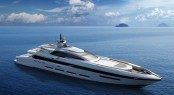 New 58m luxury motor yacht design by Francesco Paszkowski and Heesen Yachts