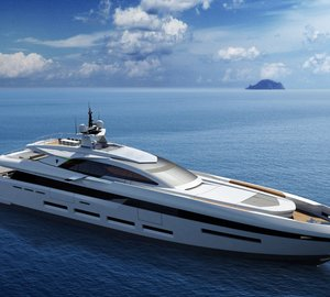 Heesen Yachts unveils the new 58m Francesco Paszkowski Superyacht Design