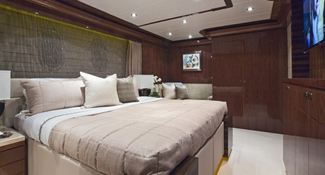 New Hargrave Yacht Gigi II - King Bedroom
