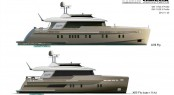 New STORM X-65 and X-78 yacht series designed by Omega Architects
