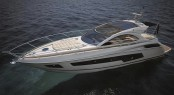 New Sunseeker San Remo yacht launched at London Boat Show 2013