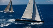 Perini Navi luxury charter yacht P2 to compete in Antigua Superyacht Challenge